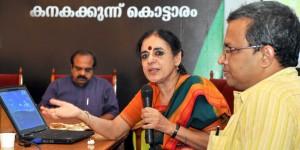 Anita Rampal, DU, Rubin, Dir KSICL, Krishna Kumar, BGVS
